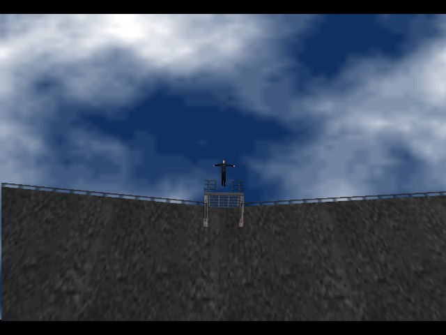 GoldenEye 007 - James Bond Levitating - User Screenshot